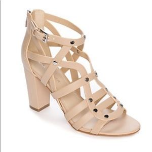 Mark Fisher Lusa Strappy Heeled sandals new in box